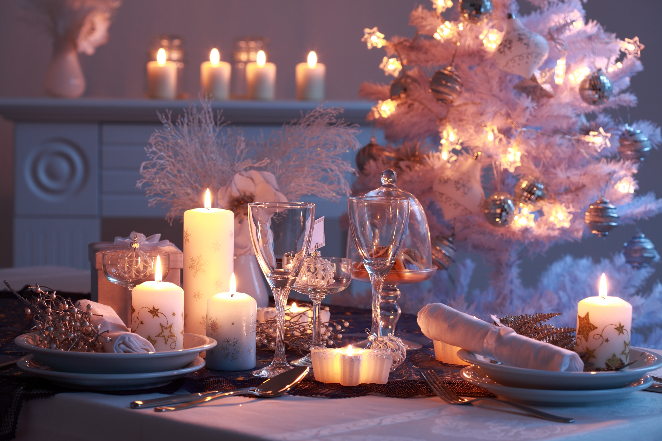 Dekoracje bożonarodzeniowe - GALERIA. Otul dom blaskiem świec