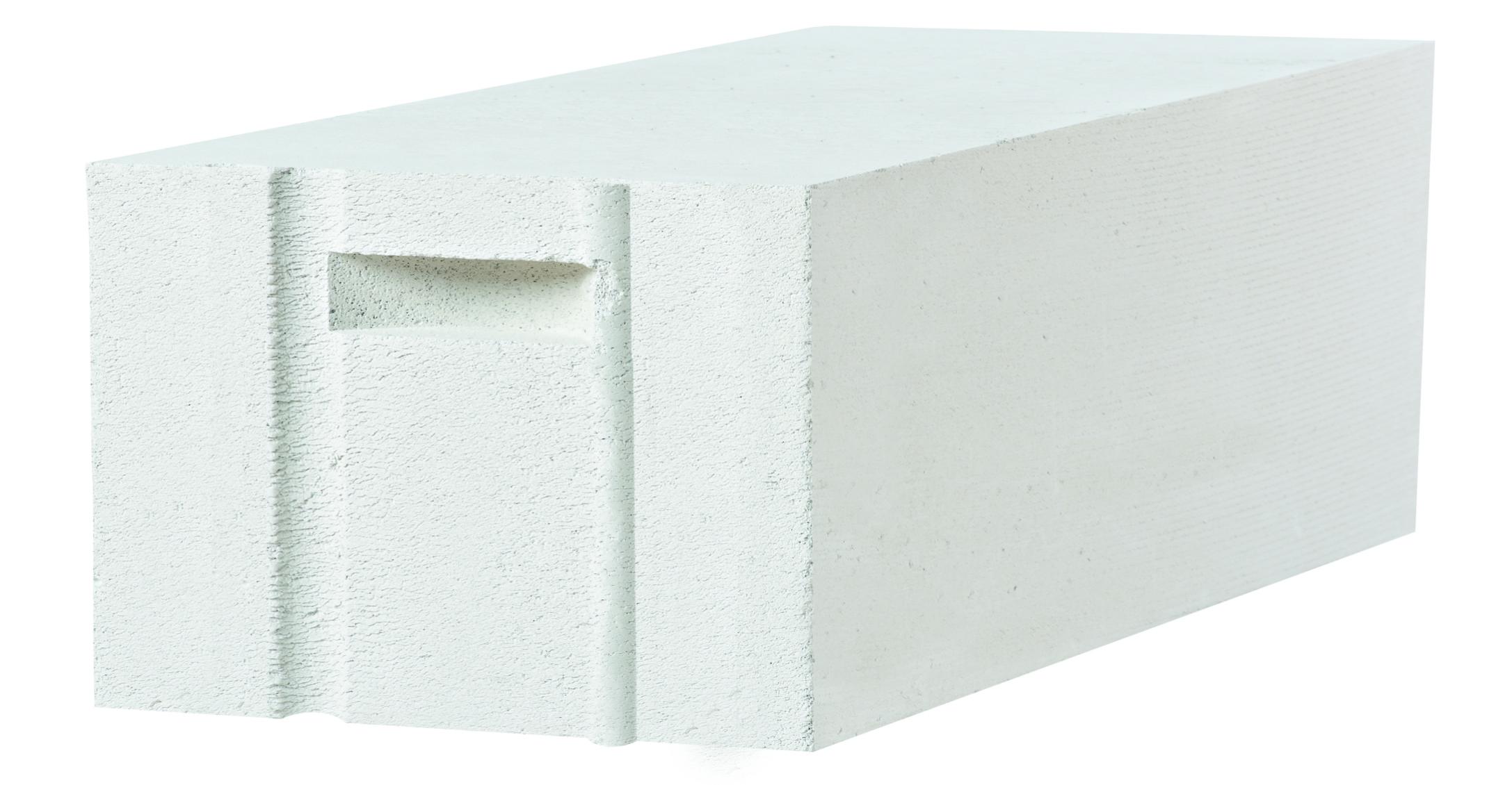 Beton komórkowy o niskiej gęstości