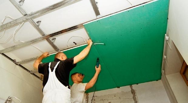 Galeria zdjęć  Dekoracyjny sufit podwieszany  montaż krok po kroku  zdjęci   -> Urządzanie Kuchni Krok Po Kroku