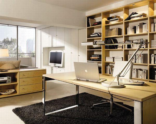 Gabinet dobrze oświetlony