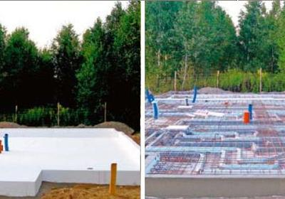 Fundamentowa płyta grzewcza, czyli ogrzewanie domu już na etapie fundamentów