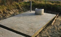 Zagospodarowanie działki budowlanej - gdzie usytuować szambo, oczyszczalnię ścieków, studnię