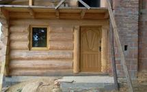 Dom drewniany, dom z bali - dylematy inwestorów. Galeria