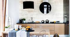 Trawertyn w aranżacji wnętrz. Kamień dekoracyjny w łazience, kuchni i na posadzce