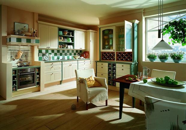 Stylowe kuchnie angielskie Zobacz 8 zdjęć aranżacji kuchni w stylu angielski   -> Kuchnia Biale Cegly