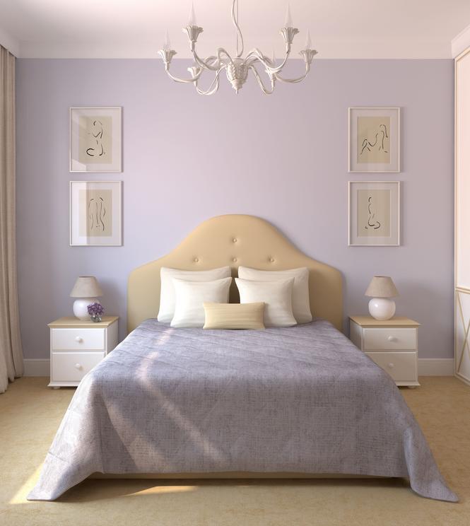 Przytulna i wygodna sypialnia