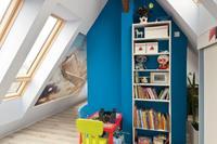 Pokój dziecięcy na poddaszu. Jak urządzić miejsce do zabawy i kącik do nauki na poddaszu?