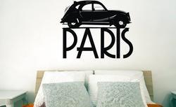 Naklejki na ścianę. Ciekawe pomysły na dekorację ścian w sypialni, salonie i przedpokoju