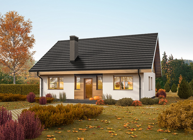 Projekt domu - Murator PROJEKTY
