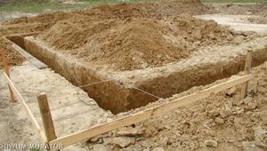 Tyczenie budynku. Metody wytyczania fundamentów domu