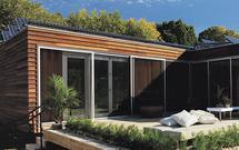 Materiały na dom energooszczędny - cieplejsze okna i drzwi