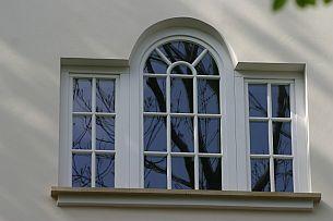Profile drewniano-aluminiowe