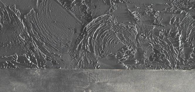 Tynk dekoracyjny lub tapeta - dobry pomysł na ściany w kuchni