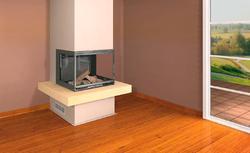 Radzimy, do jakich wnętrz pasuje kominek minimalistyczny