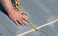 Maty grzewcze w ogrzewaniu podłogowym - jak montować?
