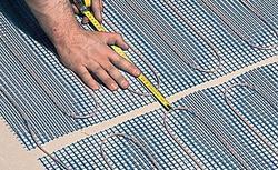 Elektryczne ogrzewanie podłogowe: jak układać kable i maty grzewcze