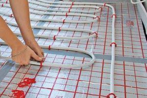 Jakie rury pex do ogrzewania podłogowego